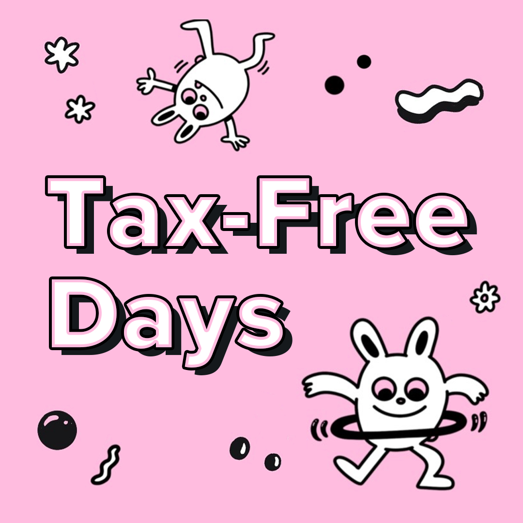 Tax-Free Shopping Days