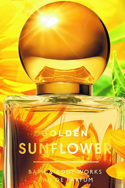 NEW Golden Sunflower Perfume