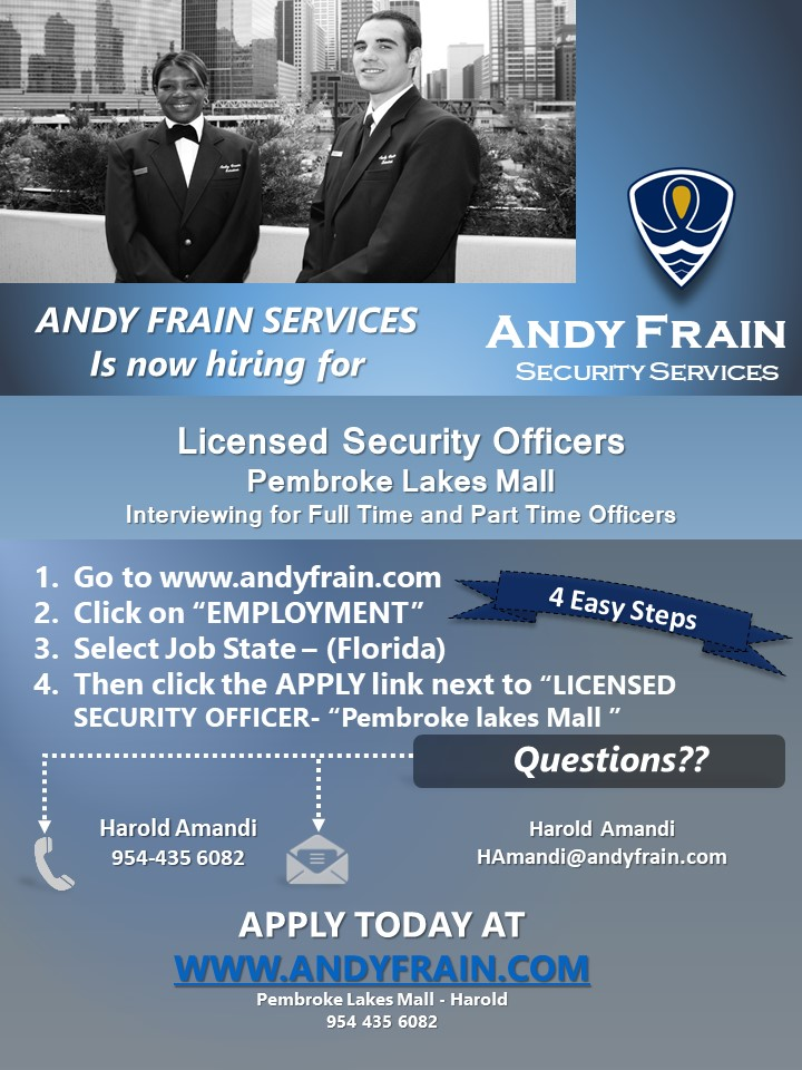 Join a great team!