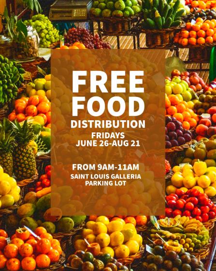 food distribution fridays