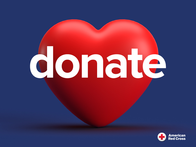 donate red cross