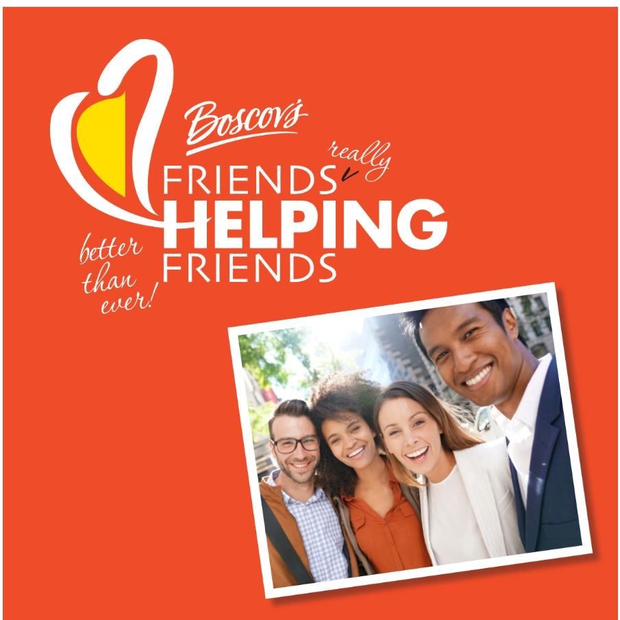 Boscov's Friends Event