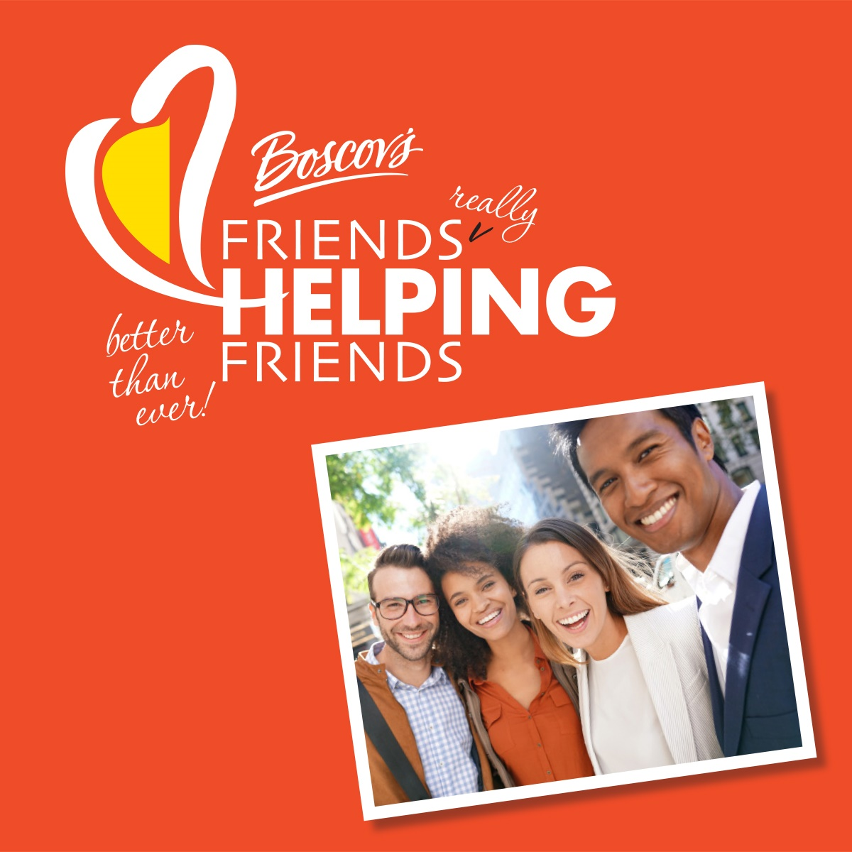 Friends Helping Friends October 14-15