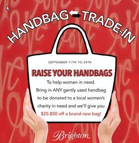 Raise Your Handbags