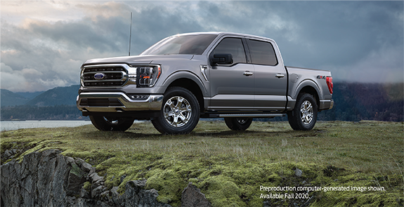 Experience The All-New 2021 Ford F-150