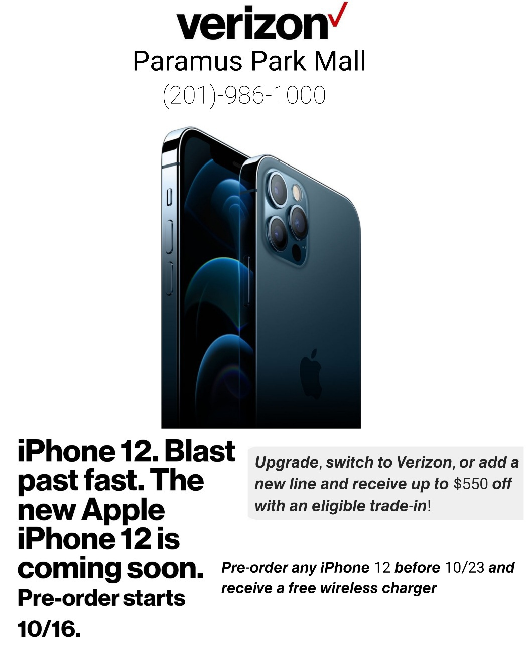 iphone 12 Pre-Order