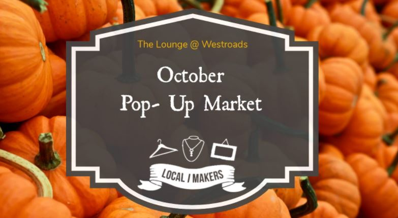 October Pop Up Market