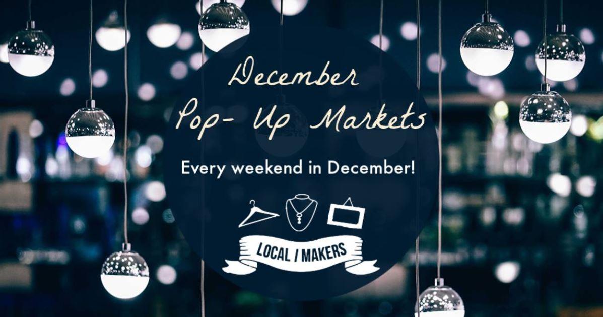 December Pop Up Event