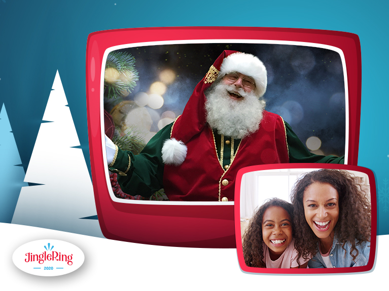 Virtual Visits with Santa at Coral Ridge Mall | Coral Ridge Mall