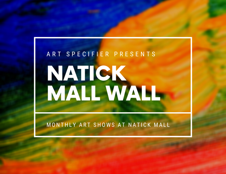 Natick Mall Wall by Art Specifier