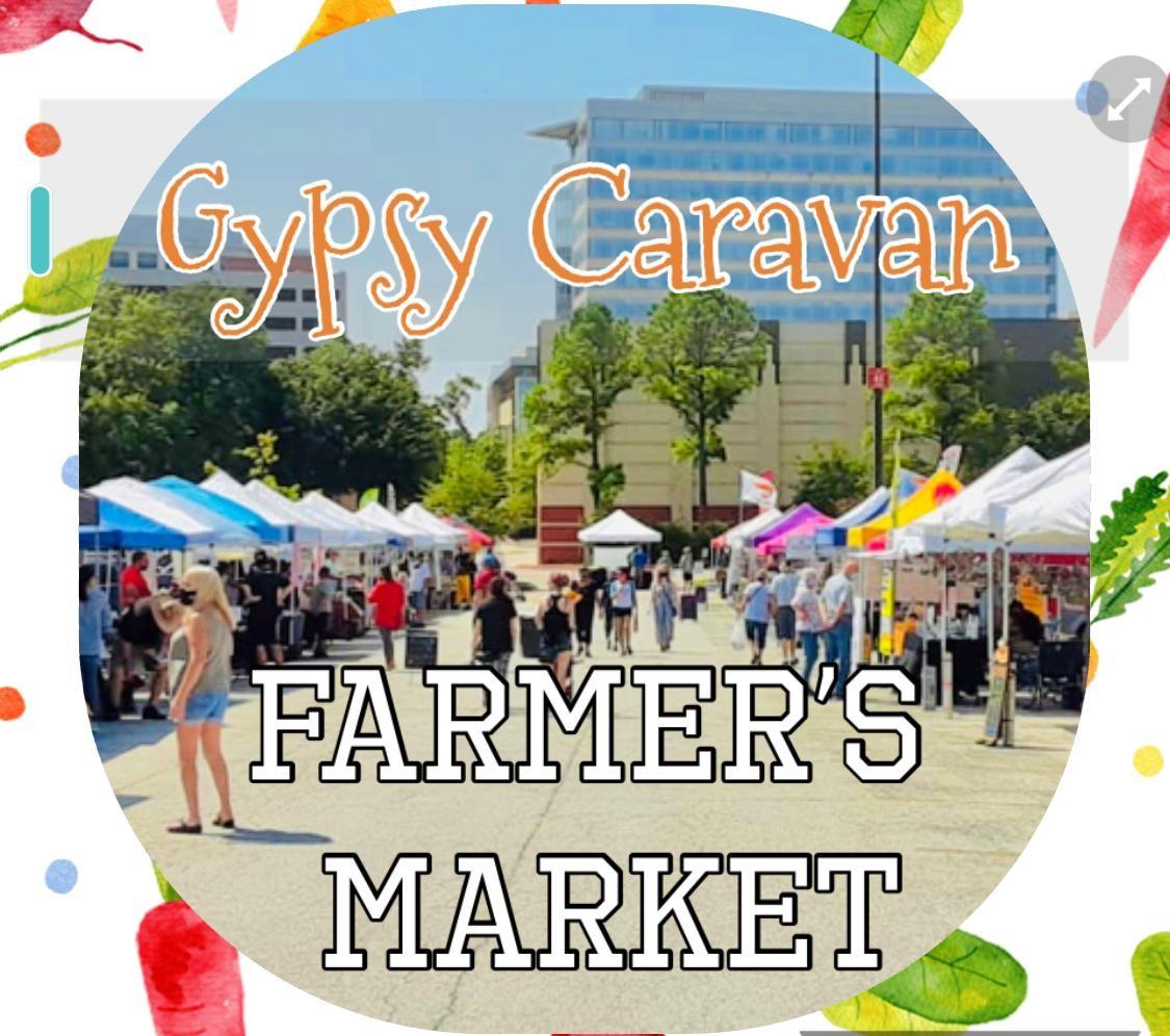 Gypsy Caravan Farmer's Market