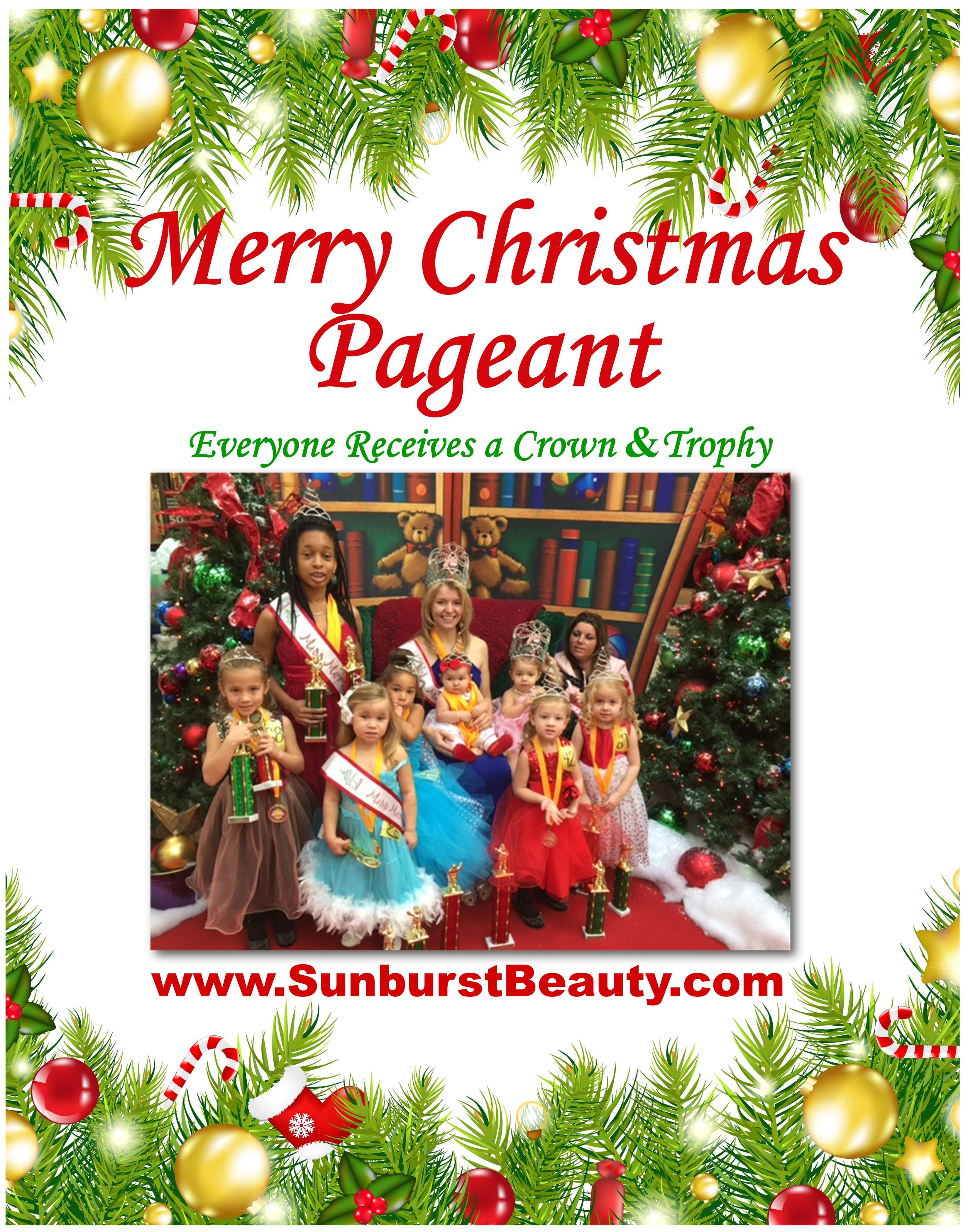 Sunburst Beauty Pageant