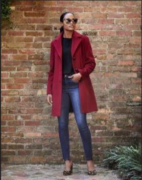 Ladies Coat Day