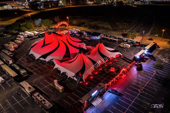 Paranormal Cirque Circus
