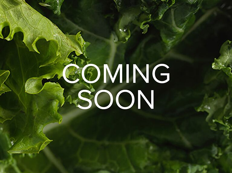 Lettuce image with Coming Soon written