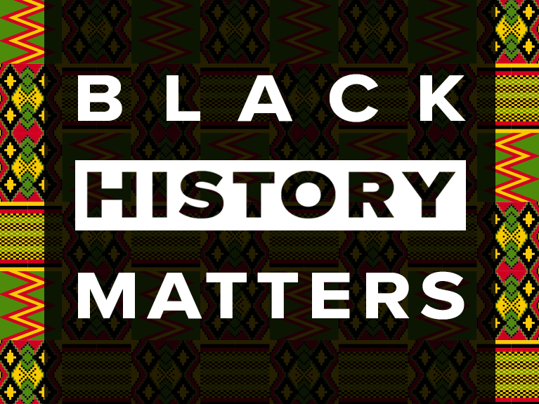 Join us for a Black History Month Celebration