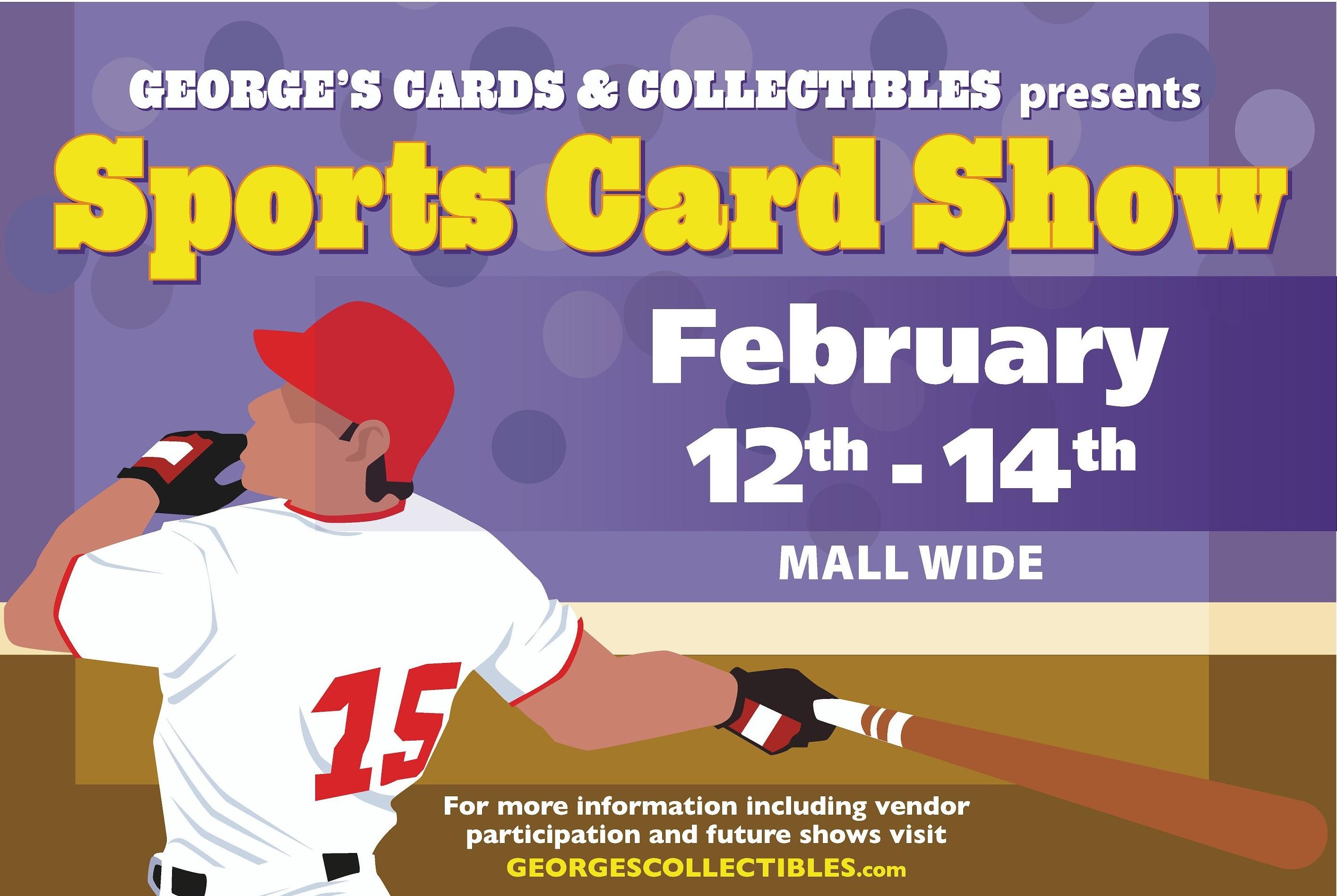 Neshaminy Mall Sports Card Show