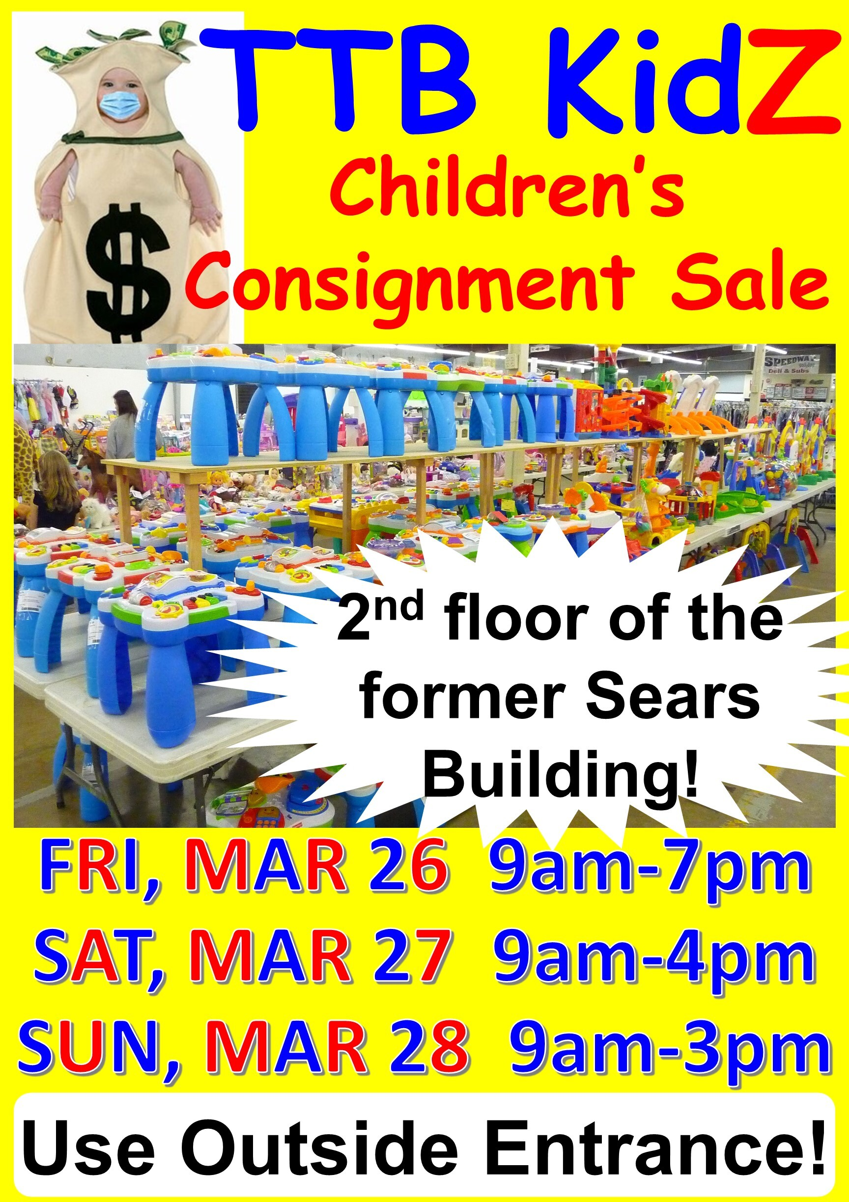 TTB LidZ Children's Consignment Sale