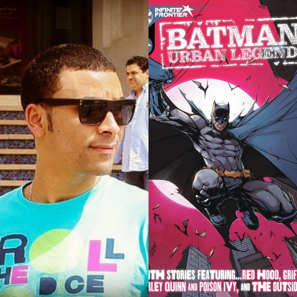 Hicham Habchi Comic Book Signing!!!