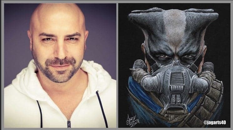 Star Wars actor, Dominic Pace (Mandalorian; Gekko the Bounty Hunter), will be back in store !!!
