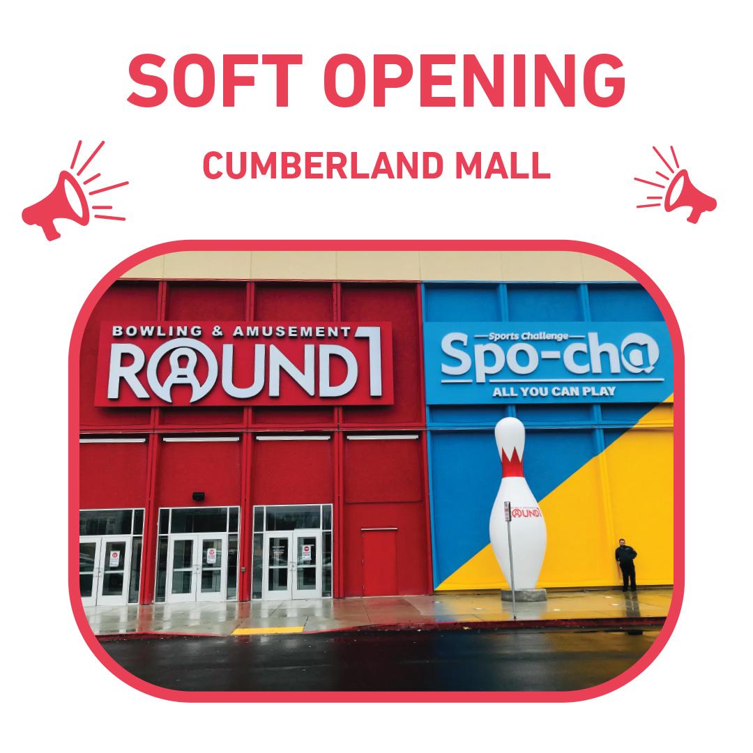 Round 1 Soft Opening