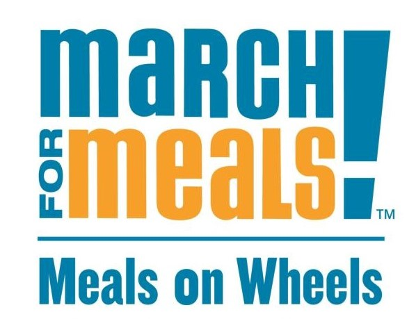 March for Meals logo