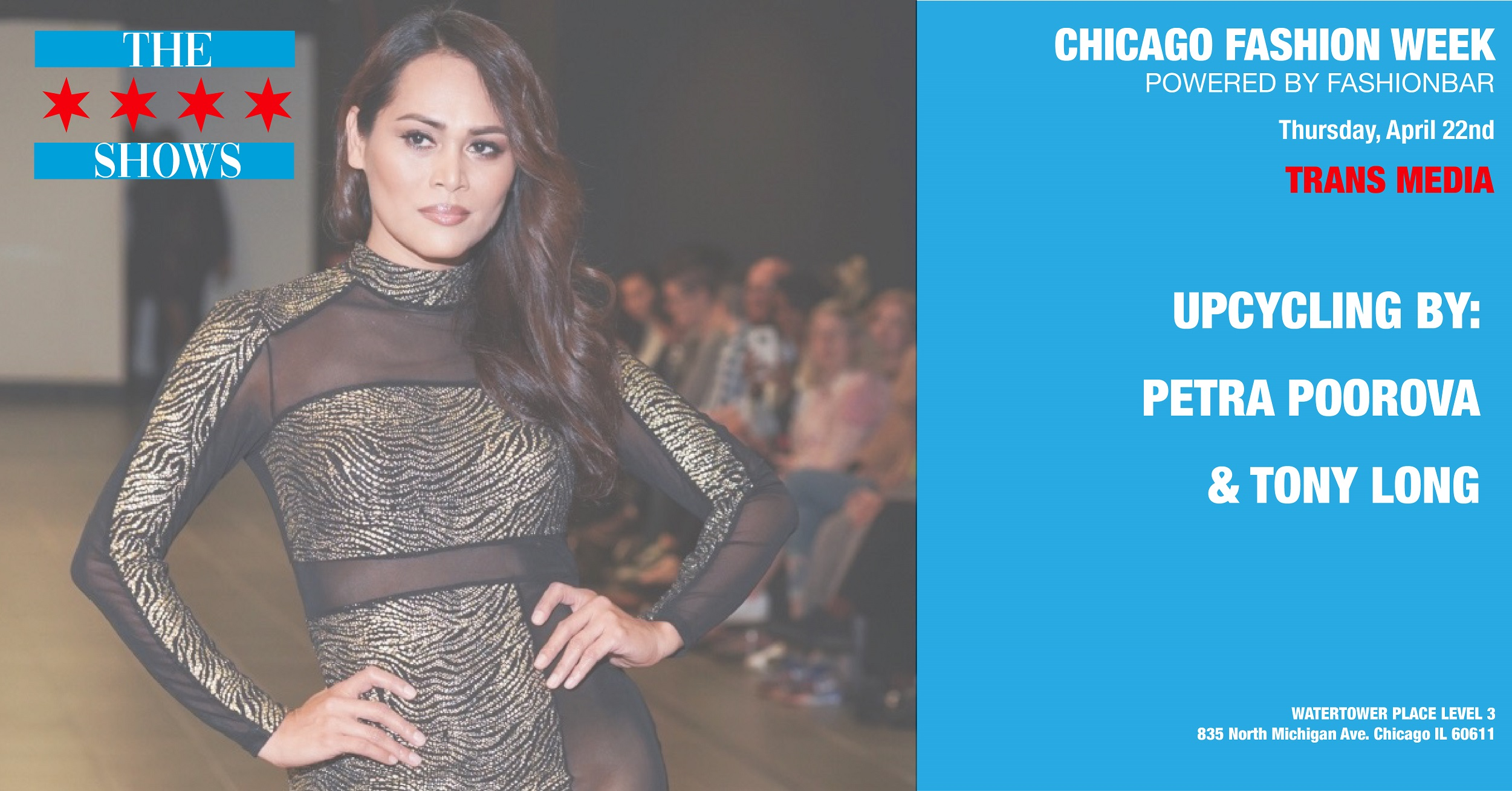 Trans, Media Fashion Show