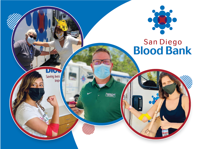 Donate to the San Diego Blood Bank Mobile Carlsbad