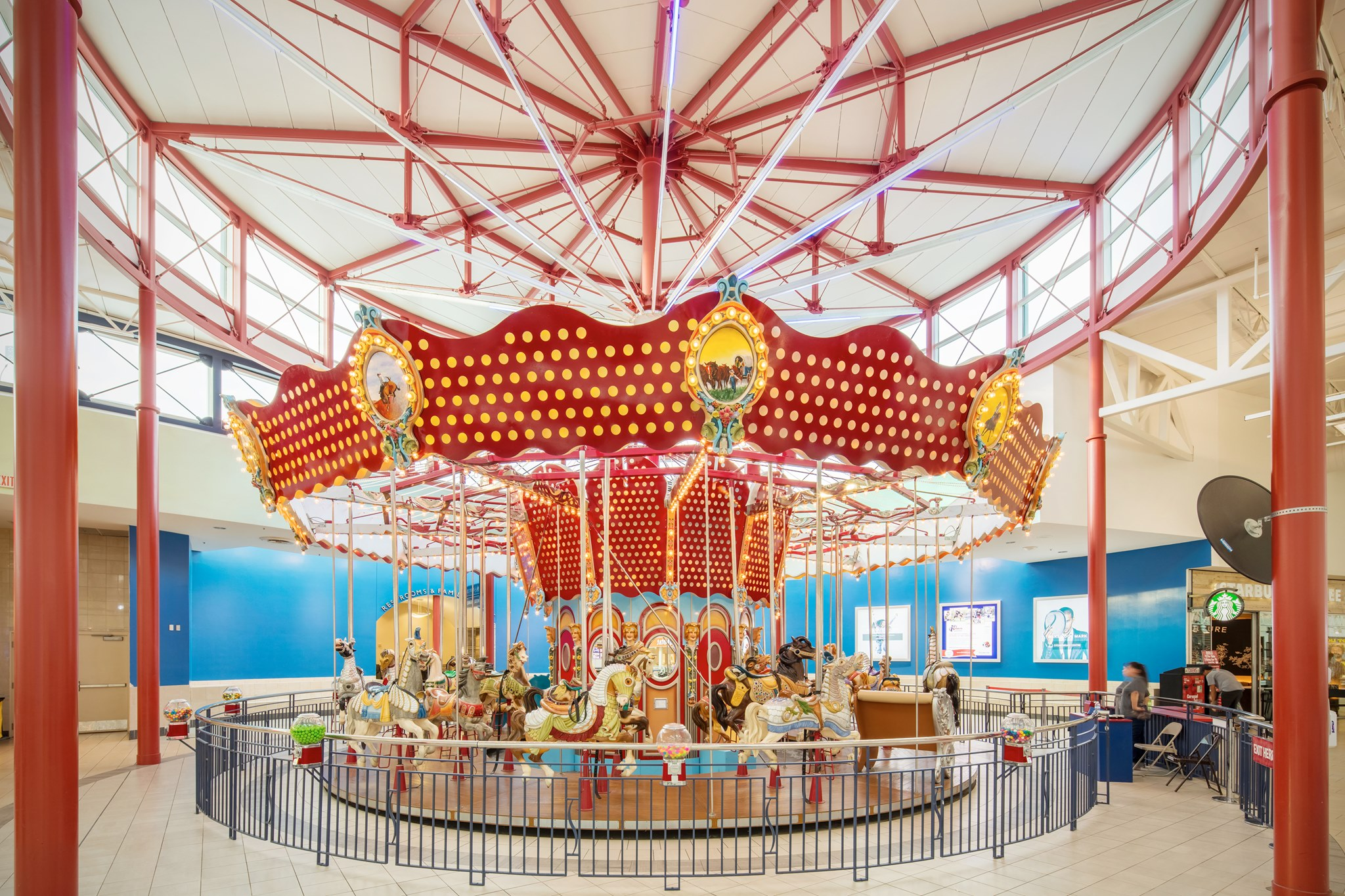 Carousel Ridess