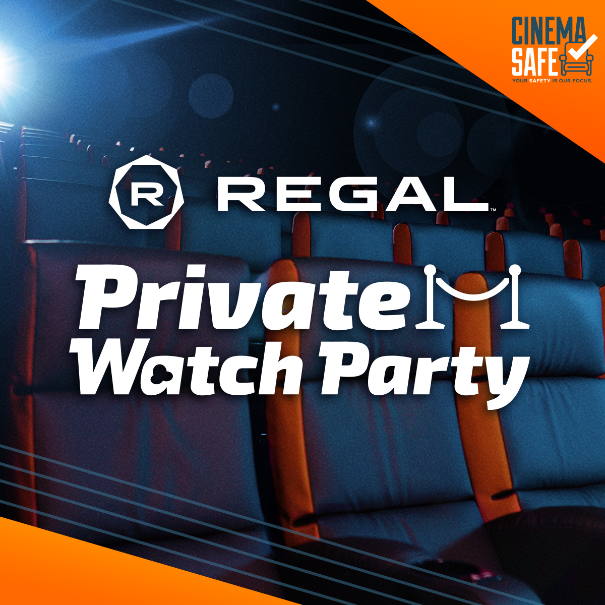 Regal Private Watch Parties