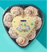 Mother's Day with Cinnabon