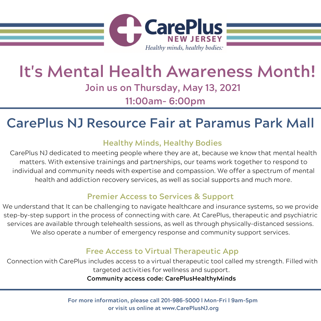 CarePlus NJ Resource Fair