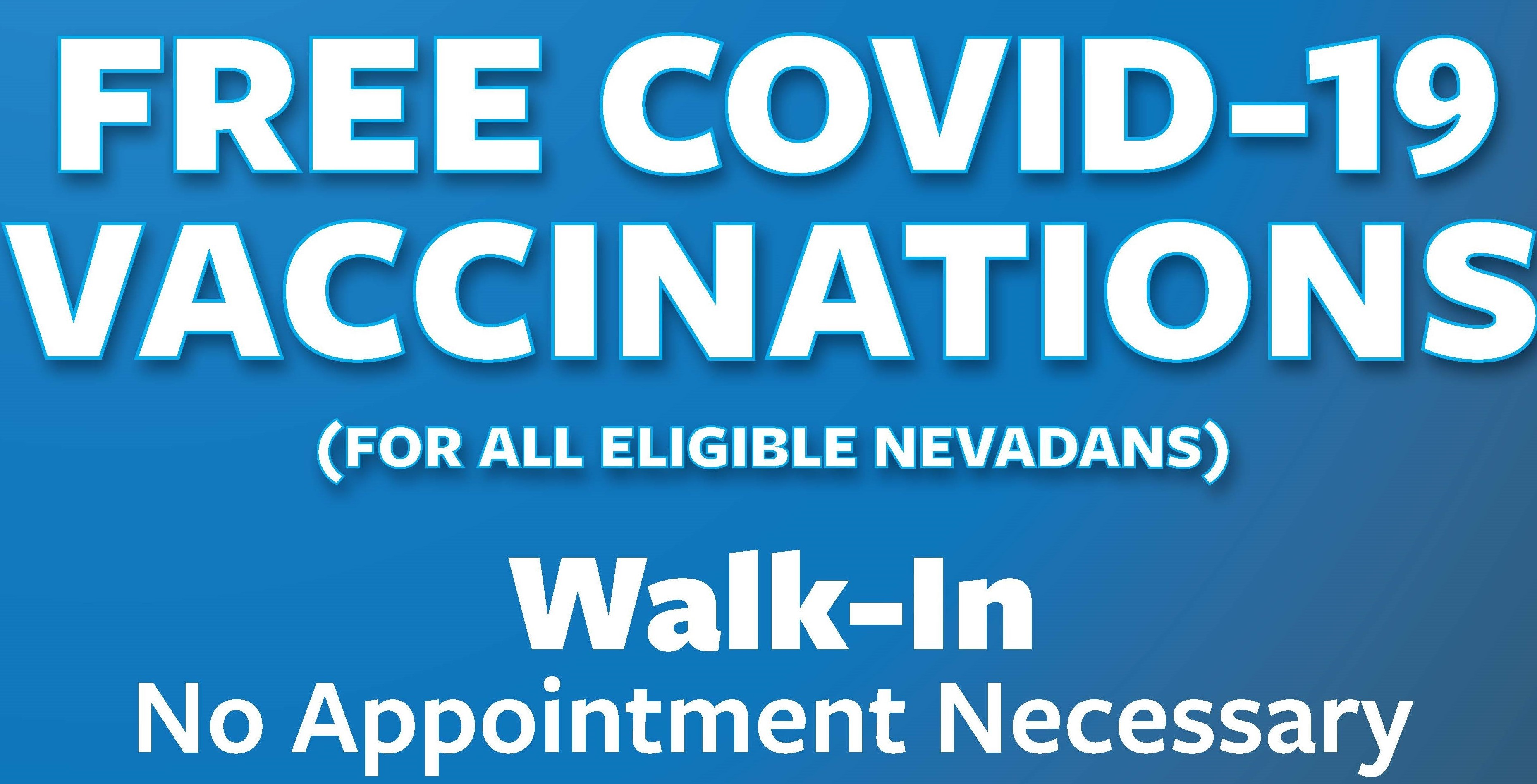 FREE COVID-19 VACCINATIONS