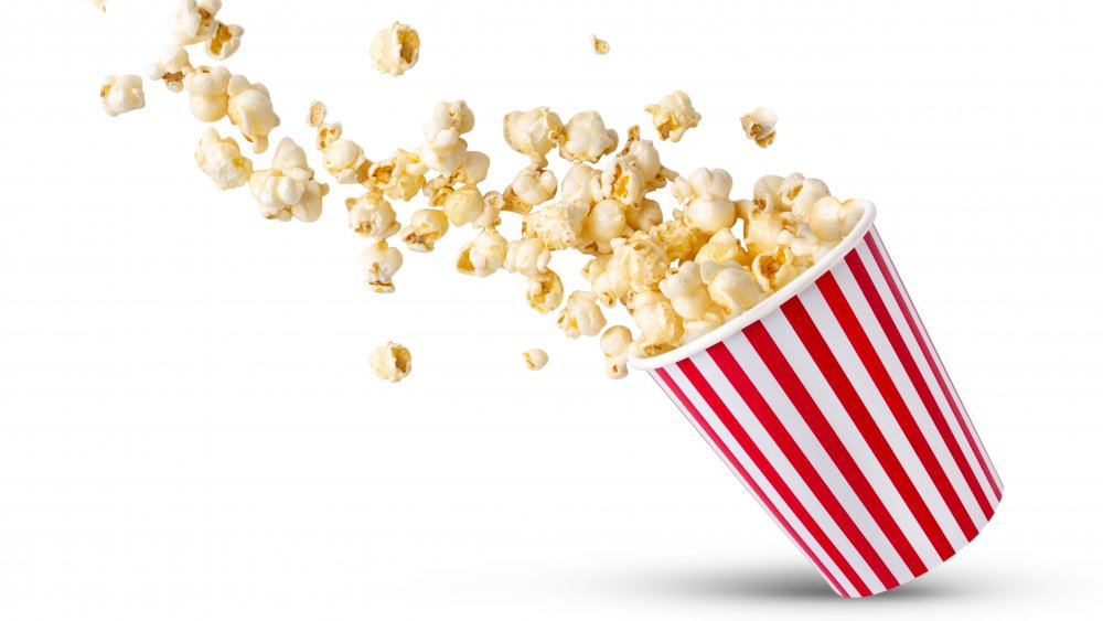 Ready for popcorn & a movie?