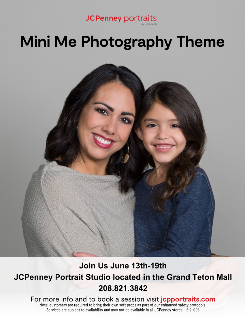 Celebrate your mini me!