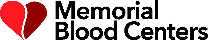 Memorial Blood Center Logo