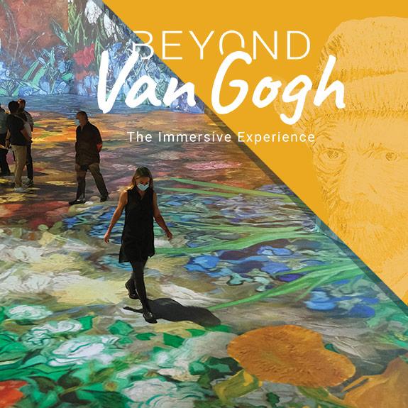beyond van gogh exhiit