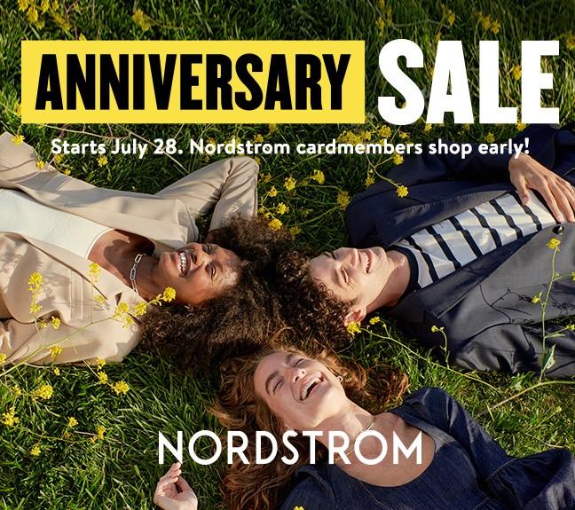 Anniversary Sale Events