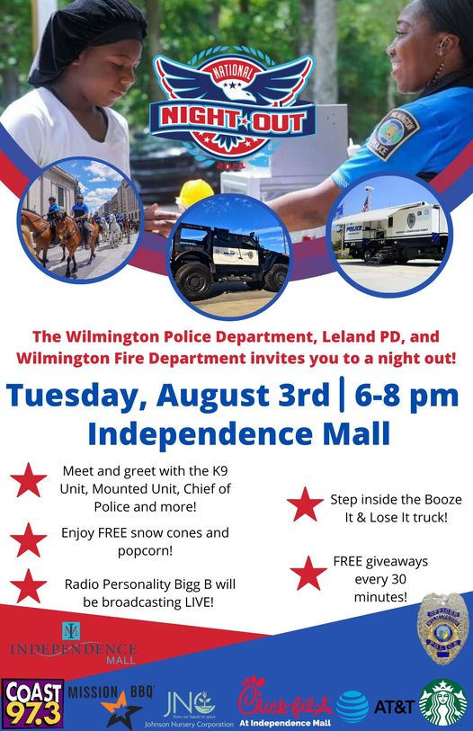 Join the WPD for National Night Out