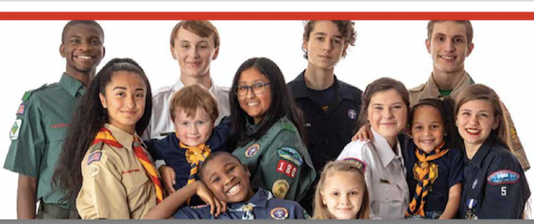 Boy Scouts of America Welcomes Boys & Girls to Join the Adventure!