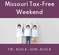 Tax-Free Weekend