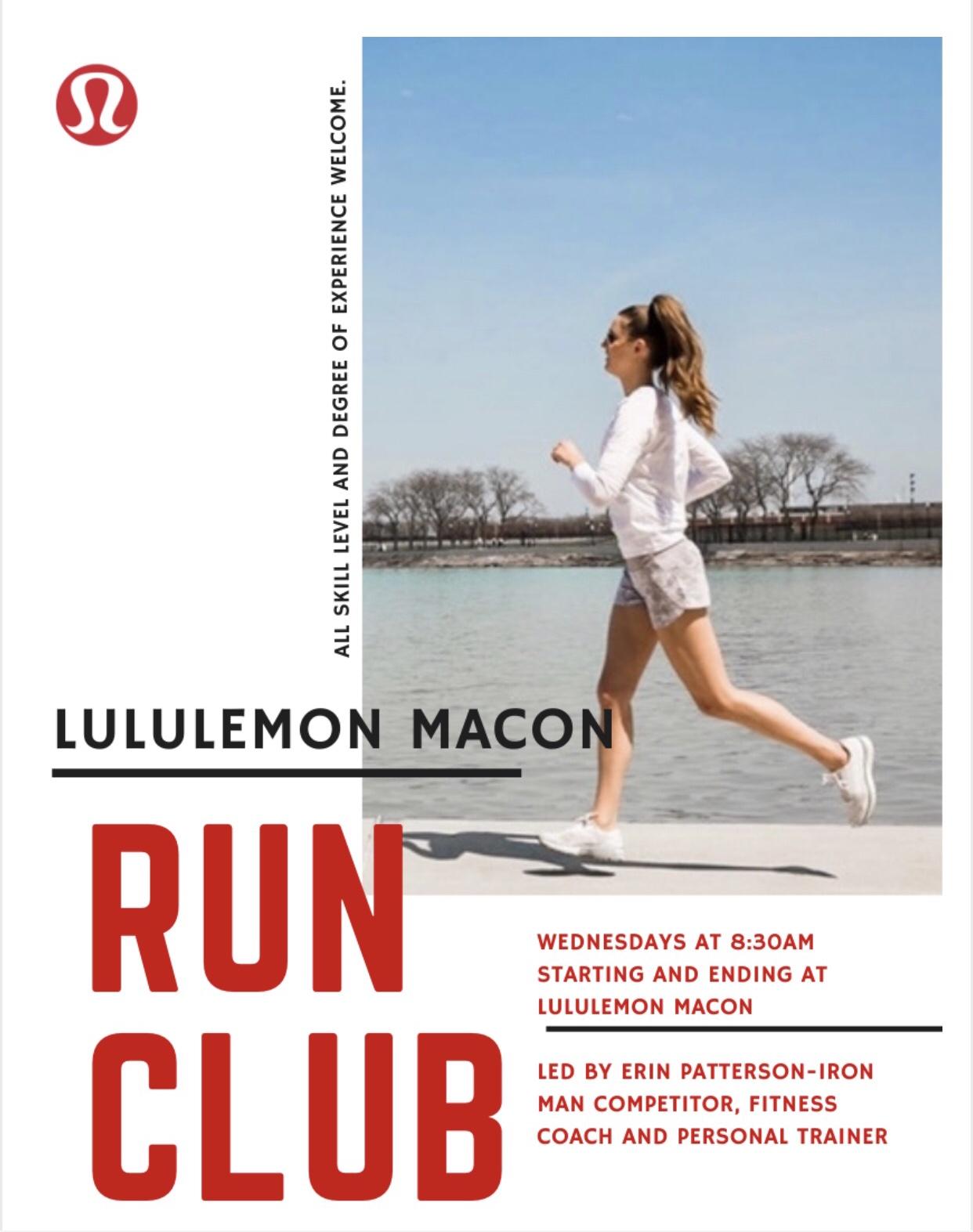 Lululemon Run Club