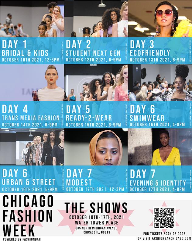 Chicago Fashion Week!