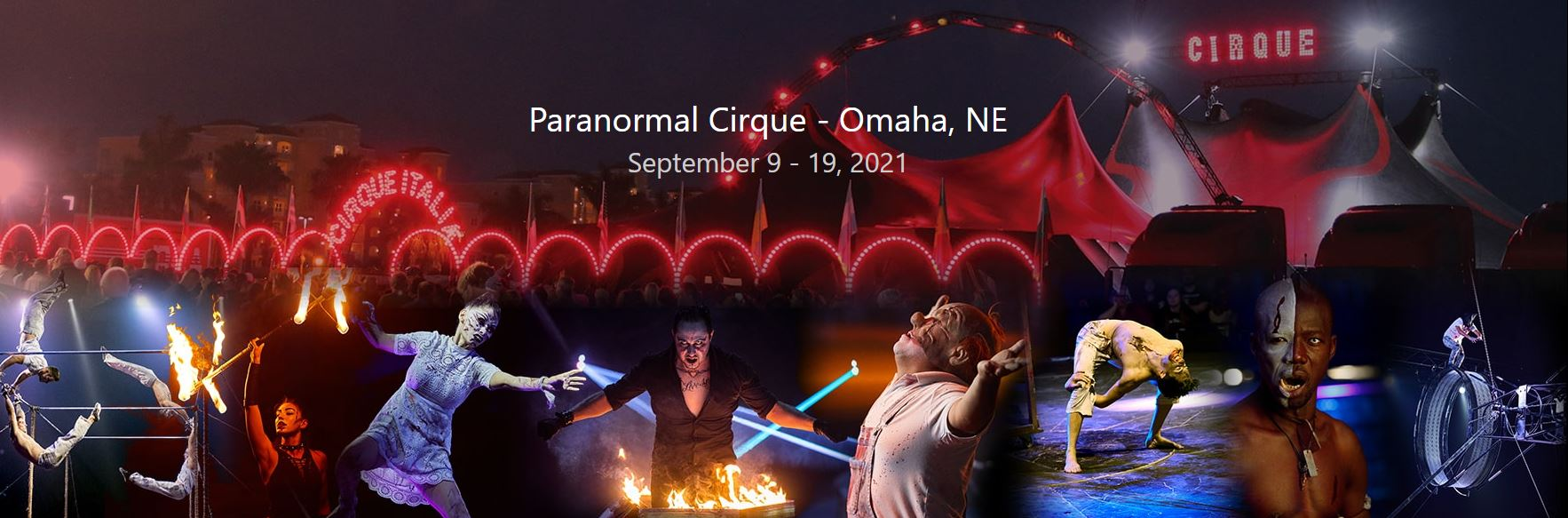 PARANORMAL EVENT