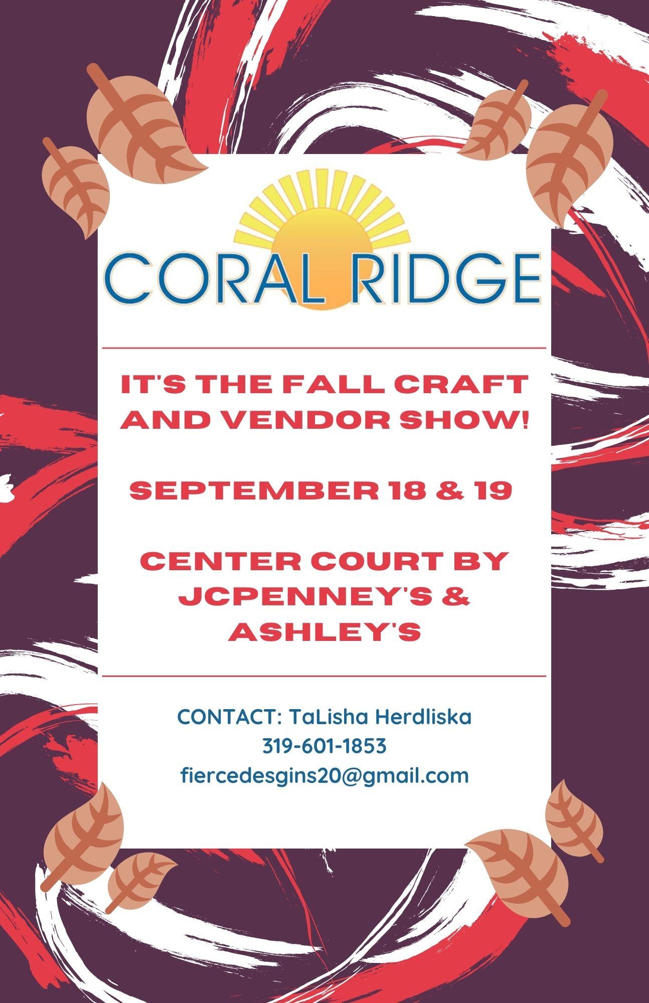 Fall Vendor show