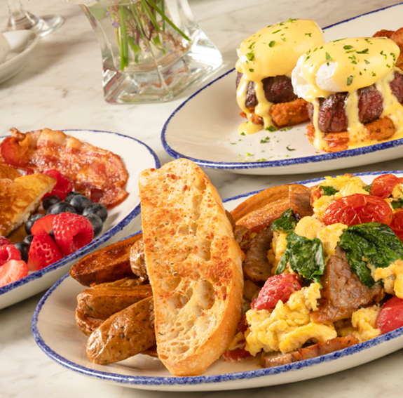 Saturday and Sunday Brunch at Brio Italian Grille