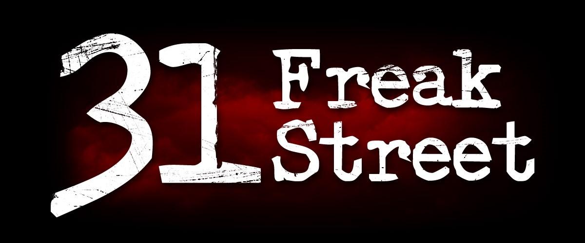Will you turn the corner onto 31 Freak Street?