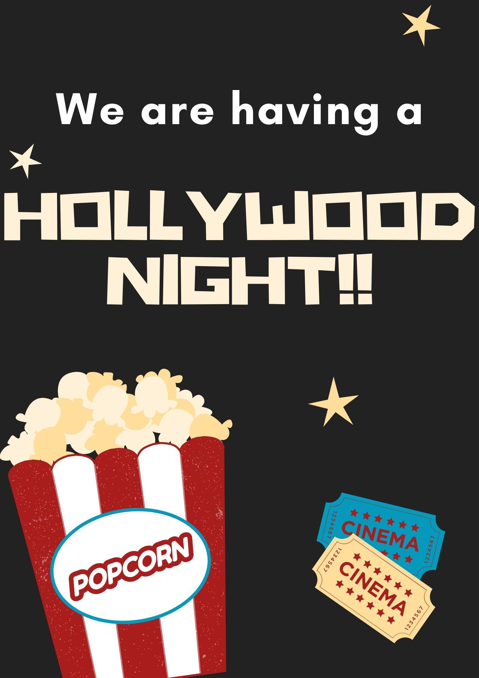Hollywood Night