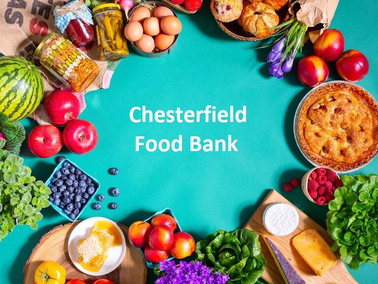Food Bank Donation Drive