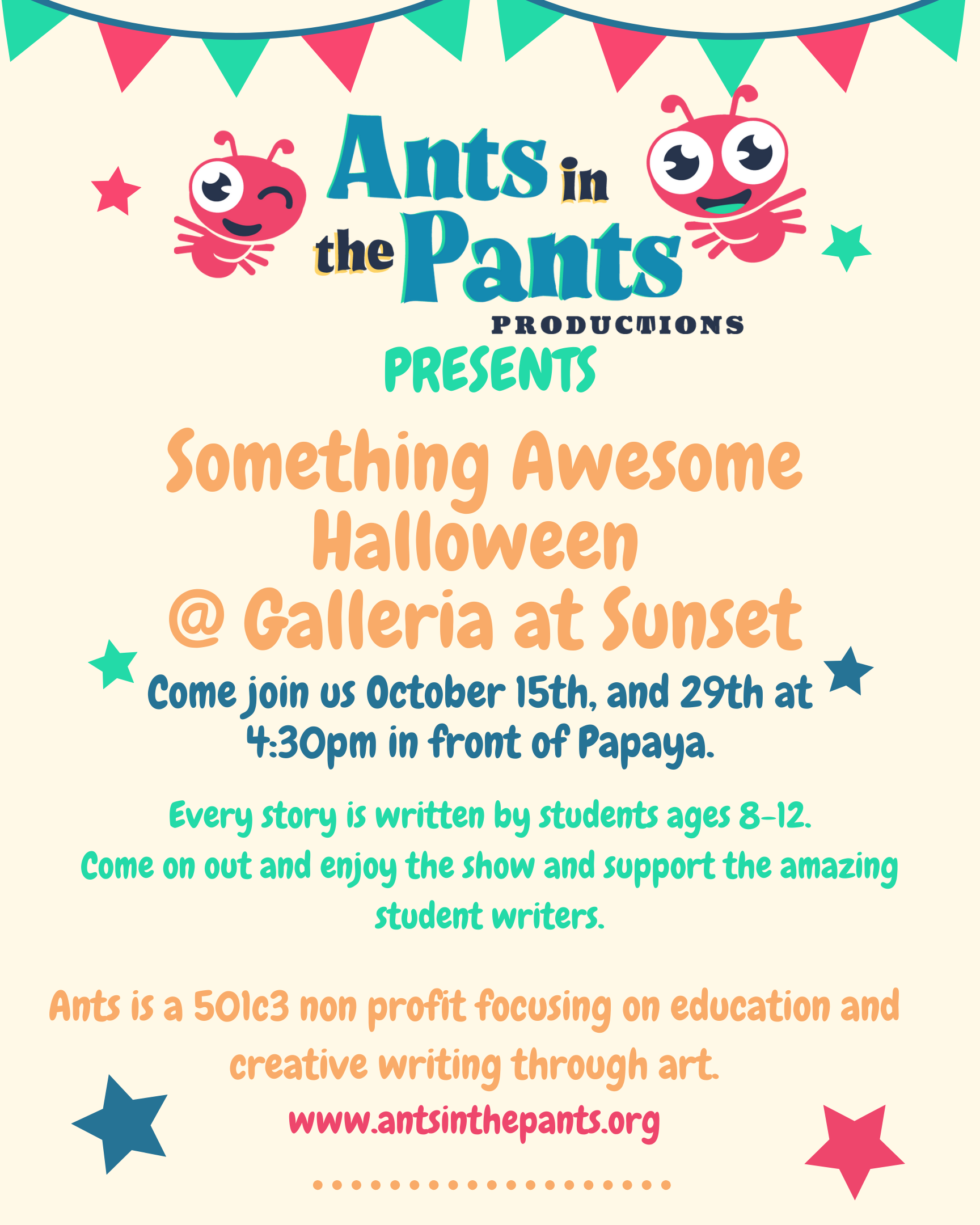 Ants in the Pants Production